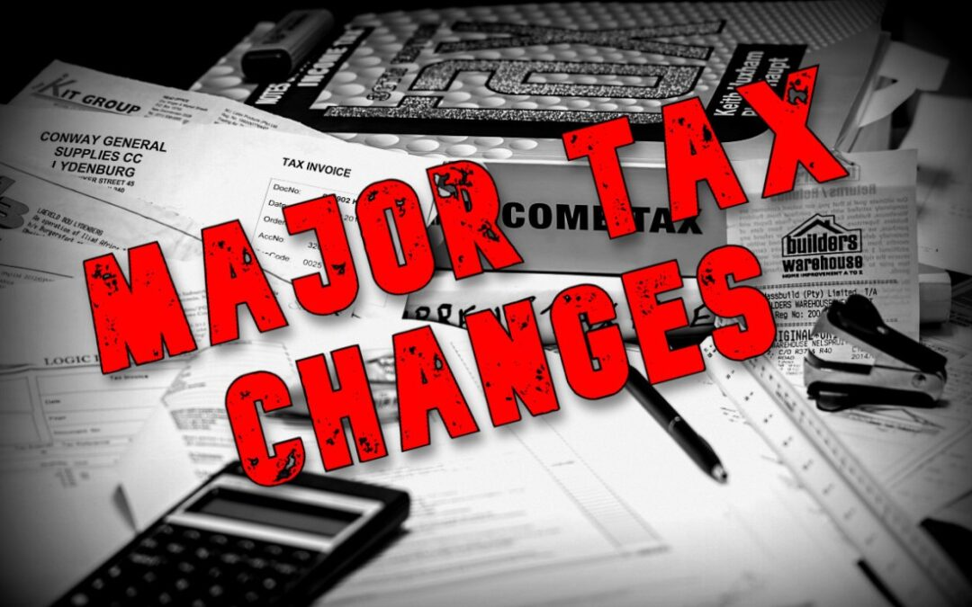 Miscellaneous Tax Changes 2020