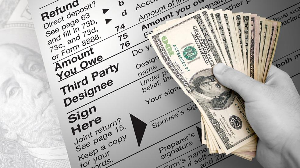 How to Make a Payment From Your Bank Account on the IRS Website