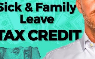 COVID-19 Related Sick and Family Leave Tax Credits